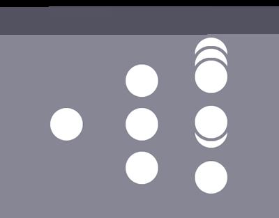 Иерархия пользовательской модели Google Analytics. Родительский узел– пользователь, дочерние узлы– сеансы, и с каждым сеансом связано одно или более обращений.