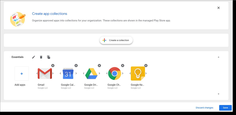 organize apps