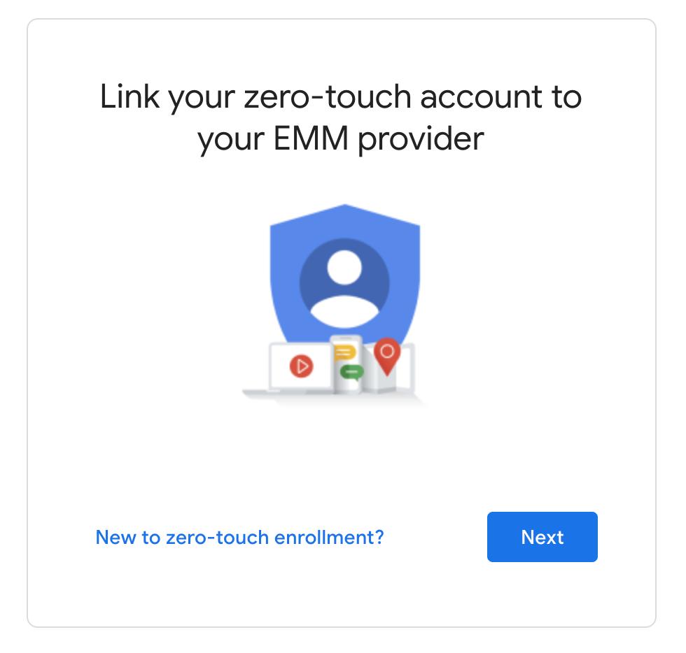 zero-touch iframe linking flow