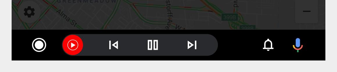 YouTube widget example