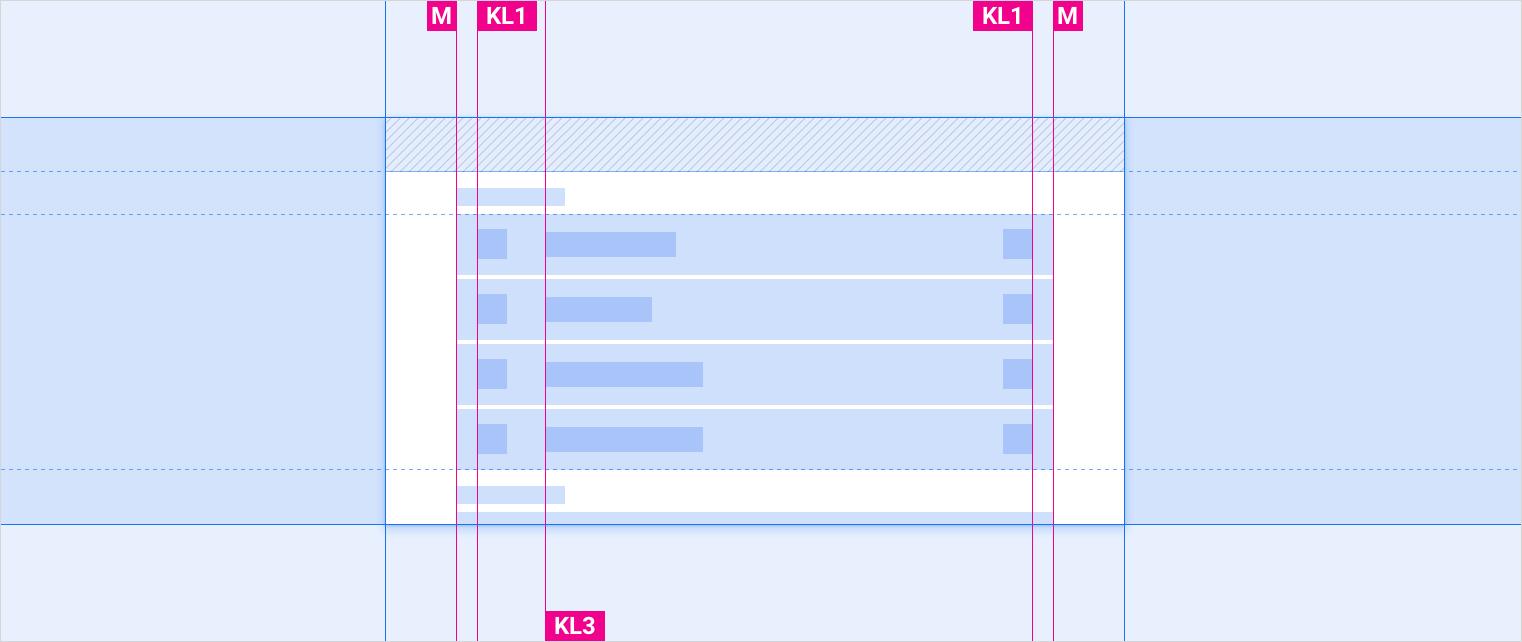 Keyline values reference spec