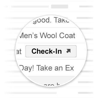 A GoTo link in Gmail