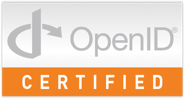 O ponto de extremidade OpenID Connect do Google é certificado por OpenID.
