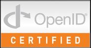 Google'ın OpenID Connect uç noktası OpenID Sertifikalıdır.