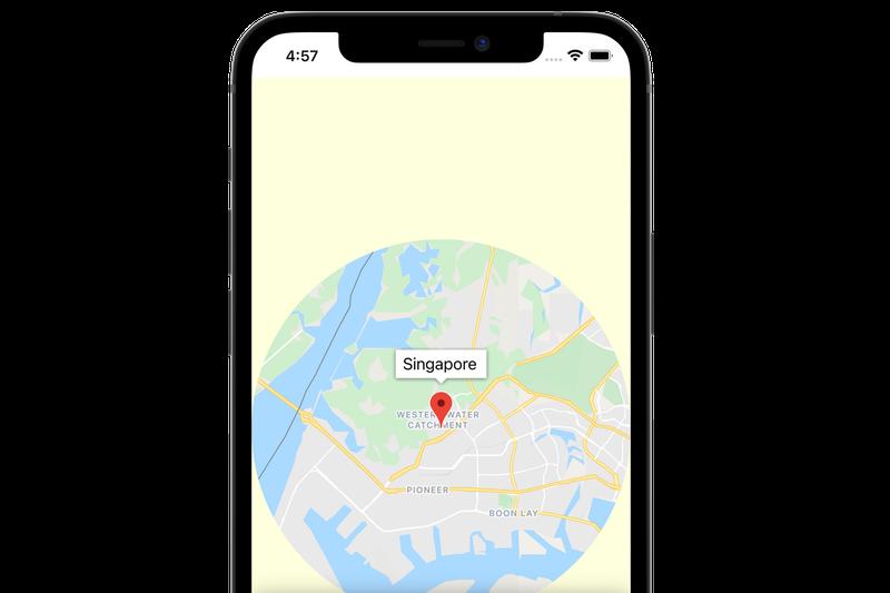 Codelab:使用 SwiftUI 将地图添加到您的移动应用 - iOS