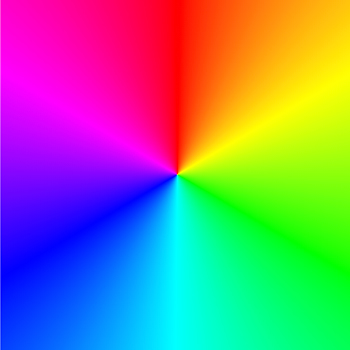 conical gradient